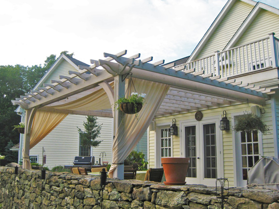 At Baldwins, we space our rafters and purlins at 16 inches from center to center.